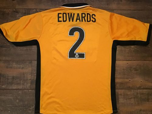 2002 2003 Hull City Edwards Home Football Shirt Small